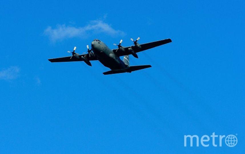 С-130. Фото Getty