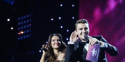 Ведущие - Елена Север и Алексей Воробьев. Фото предоставлены организаторами.