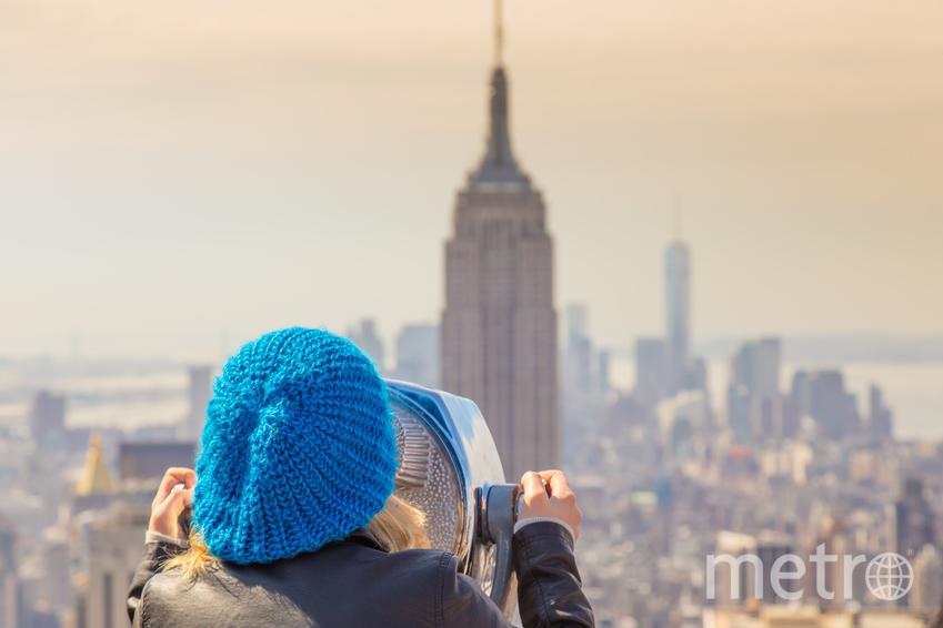 Поехать в Нью-Йорк и прогуляться по местам Керри Бредшоу. Фото pressfoto