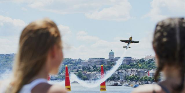 Red Bull Air Race 2017.