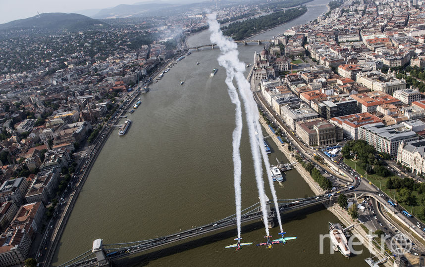 Red Bull Air Race 2017. Фото Red Bull content pool и Павел Киреев