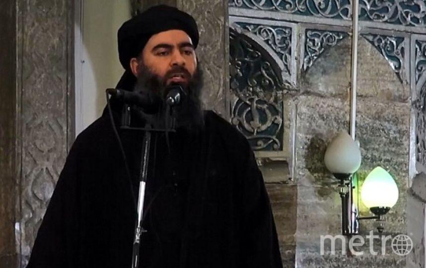 Абу Бакр аль-Багдади. Фото Getty