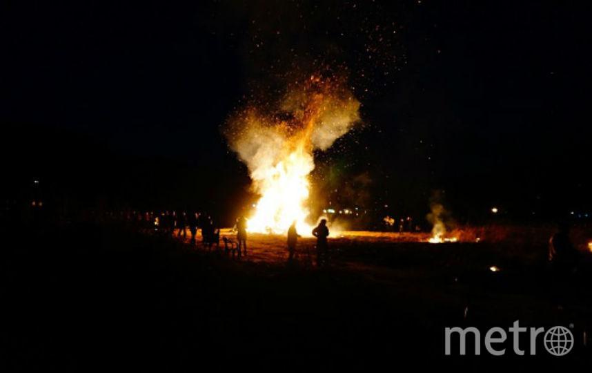 В Саратове едва не сгорели участницы квеста. Фото Getty