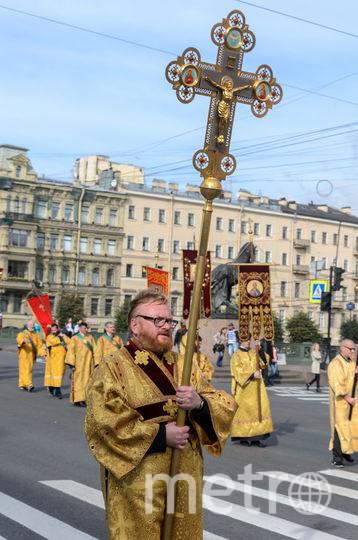 Виталий Милонов не намерен бросать духовное образование. Фото Роман Пименов, Интерпресс