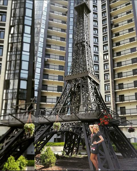 Побывать в Париже можно, не покидая Петербург | instagram.com.