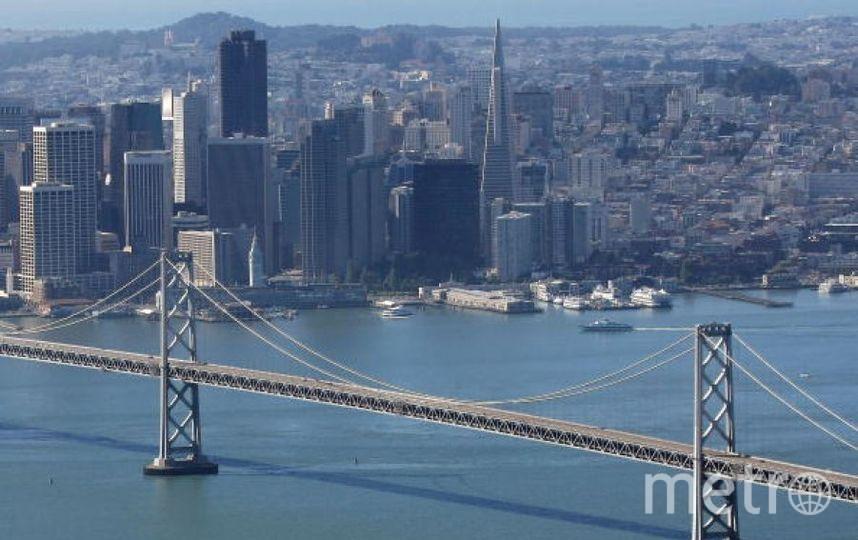 Сан-Франциско. Фото Getty