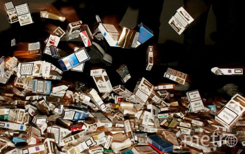 Сигареты. Фото Getty