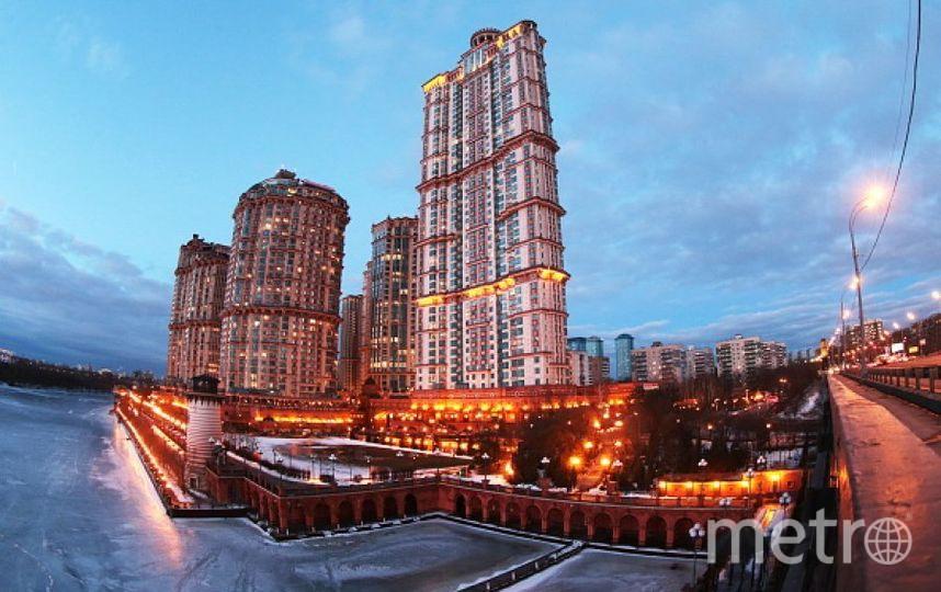 "ЖК ""Алые паруса"" в Москве. Фото Getty"