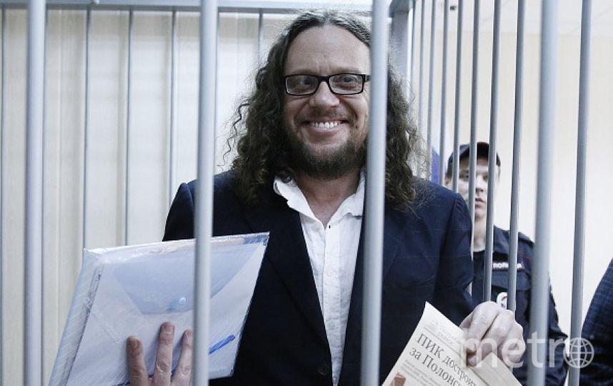 Сергей Полонский. Фото Getty