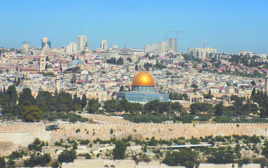 Виды Иерусалима. Фото Мигель Веласкез.