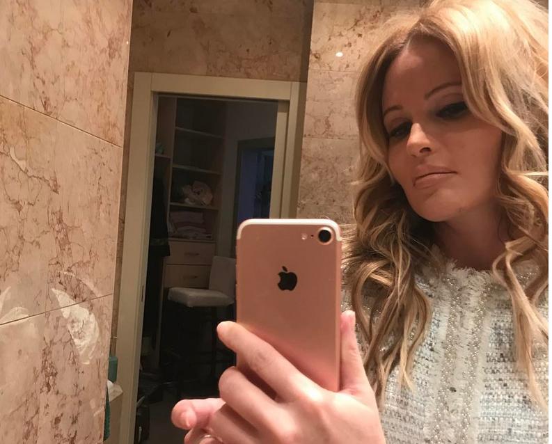Дана Борисова - фотоархив. Фото Все - скриншот Instagram