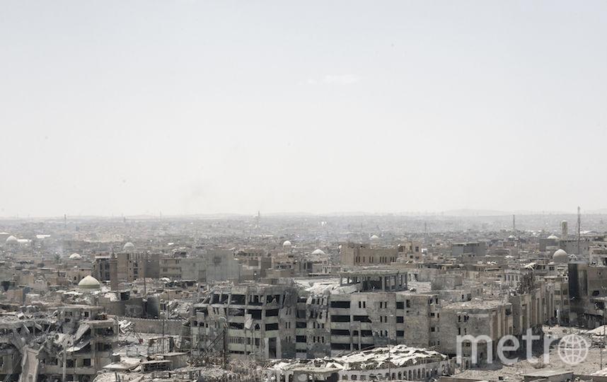 По данным ООН, за время боевых действий из Мосула бежали 920 тысяч человек. Фото Getty