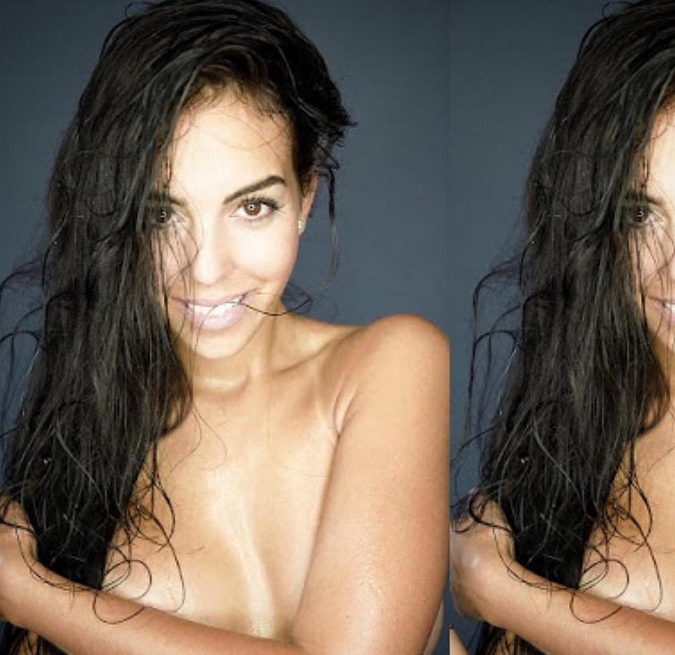 Джорджина Родригез, девушка Роналду - фотоархив. Фото Все - скриншот Instagram