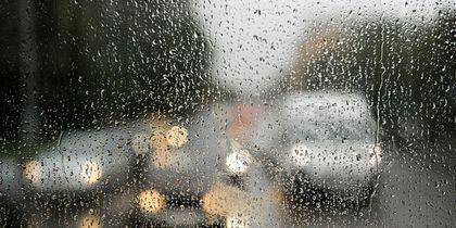 """МЧС просит москвичей отказаться от поездок на личном авто из-за сильного тумана. Фото Василий Кузьмичёнок, """"Metro"""""""