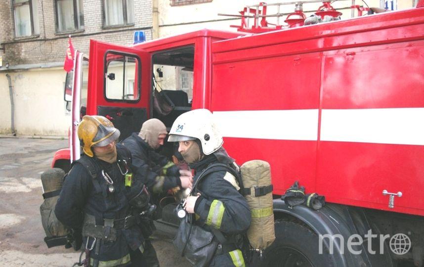 К ликвидации пожара привлекалось от МЧС 7 единиц техники и 33 человека личного состава.