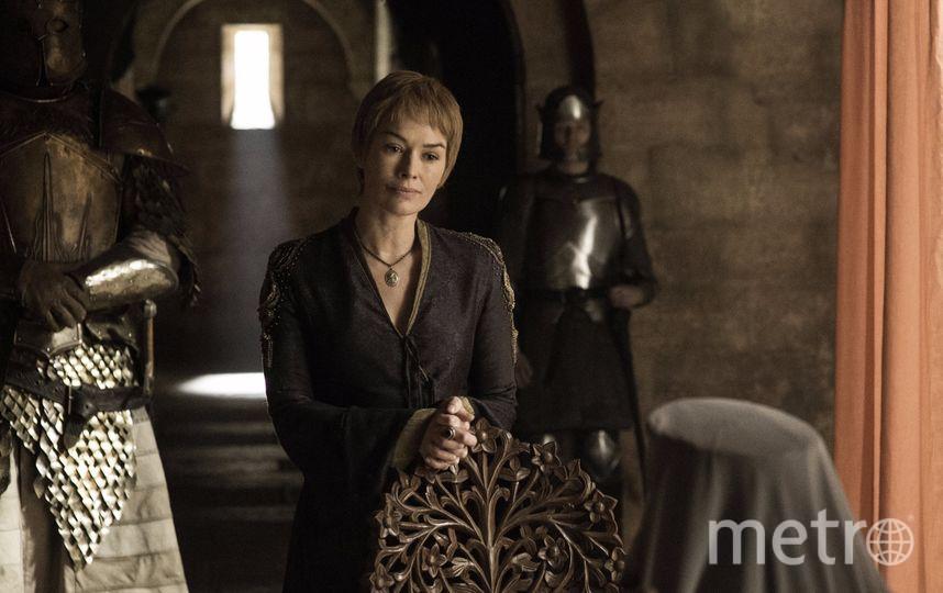 Серсея взрывает Септу (6-й сезон). Фото HBO, официальные сайты брендов