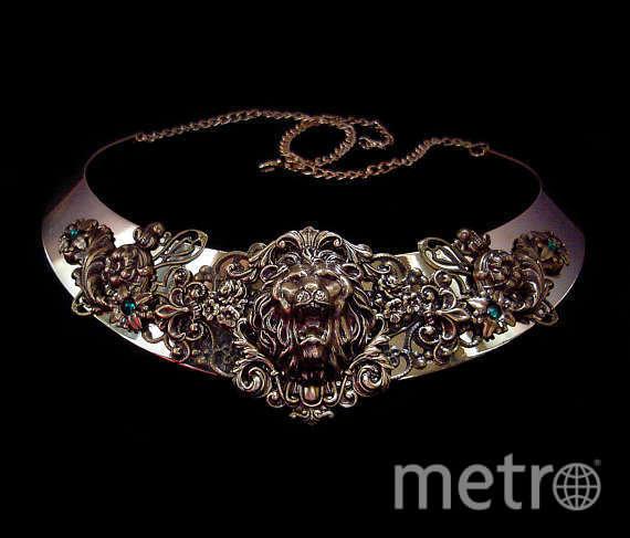 Ожерелье Серсеи Ланнистер. Фото HBO, официальные сайты брендов