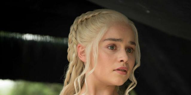 Дейенерис встречает Тириона (5-й сезон).