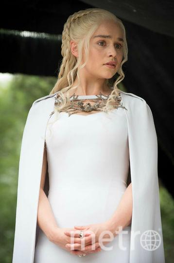 Дейенерис встречает Тириона (5-й сезон). Фото HBO, официальные сайты брендов