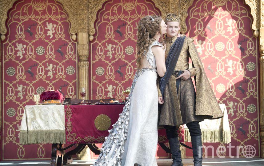 Свадьба Маргери и Джоффри (4-й сезон). Фото HBO, официальные сайты брендов