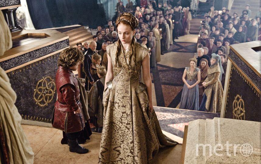 Свадьба Сансы и Тириона (3-й сезон). Фото HBO, официальные сайты брендов