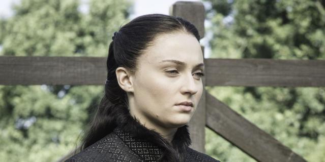 Санса меняется... (5–6-й сезоны).