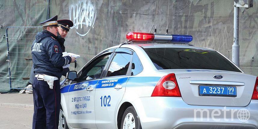 """В Москве мажор на Mercedes протаранил машину с беременной и сбежал с места ДТП, заявив об угоне. Фото Василий Кузьмичёнок, """"Metro"""""""