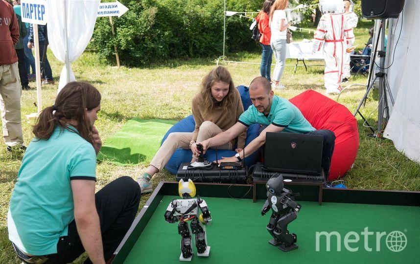 """ГУАП впервые откроет на фестивале полноценную площадку в зоне """"Инновации""""."""