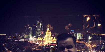 Актёр Сергей Рост. Фото instagram Сергея Роста.