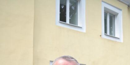 "Иван Давыдкин, 62, пенсионер. Фото Ольга Рябинина, ""Metro"""