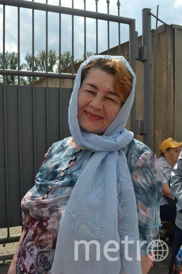 """Лариса Попова, 59, пенсионерка. Фото Ольга Рябинина, """"Metro"""""""