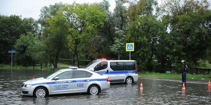 """В Москве в пятницу ожидаются гроза и град. Фото Василий Кузьмичёнок, """"Metro"""""""