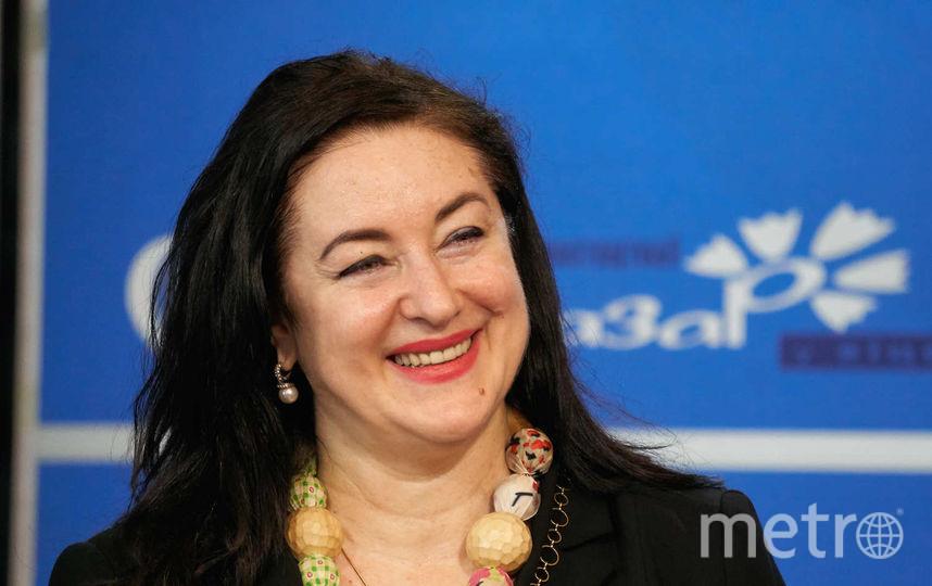 Тамара Гвердцители. Фото Дмитрий Коробейников