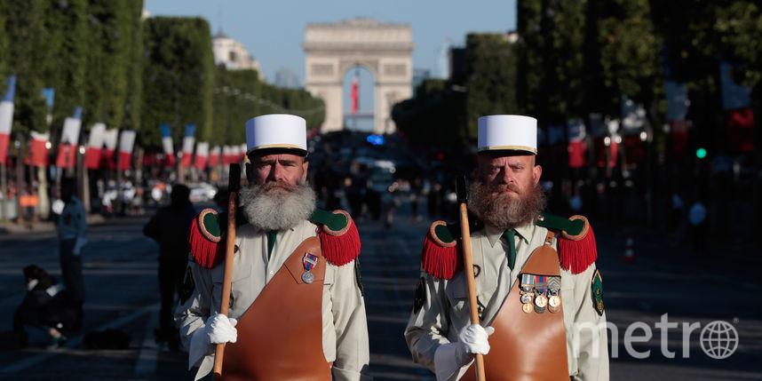 Празднование Дня взятия Бастилии. Фото AFP