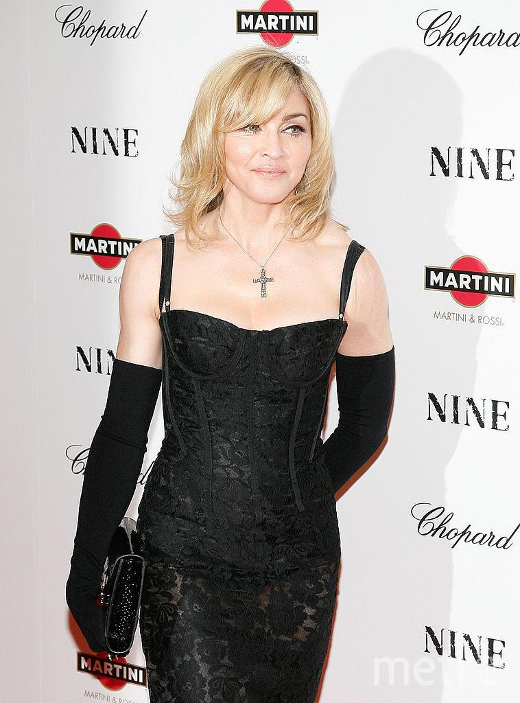 Мадонна . Фото Getty
