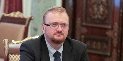 Ямы с проституцией: Милонов предложил запретить сайты знакомств. Фото assembly.spb.ru.