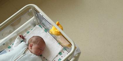 Петербурженки становятся матерями позже, чем по стране. Фото Getty