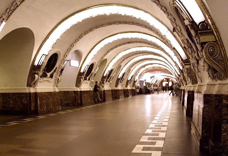 Метро Петербурга угрожали взорвать. Фото все - скриншот Instagram