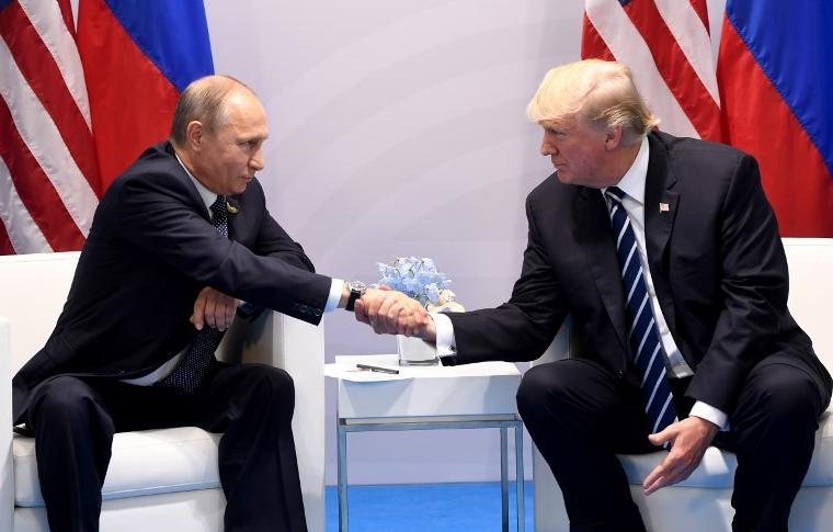 Американцы не доверяют Трампу вести переговоры с Россией. Фото Getty