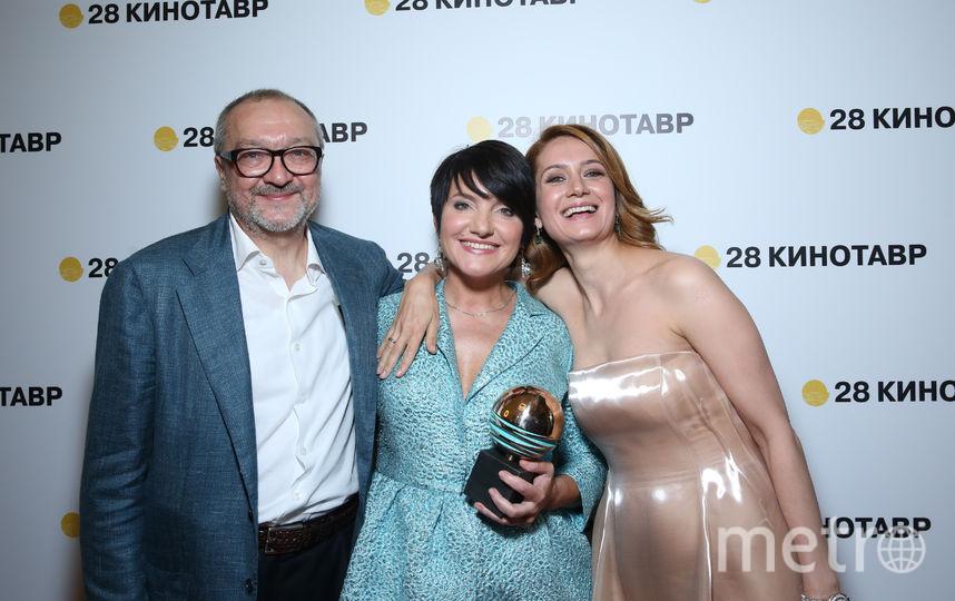 Инга Оболдина, Виктория Исакова. Фото предоставлено пресс-службой Кинотавра.