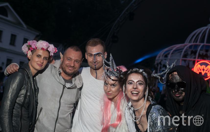 Участники фестиваля Midsummer Night's Dream 2017. Фото Алексей Домрачев