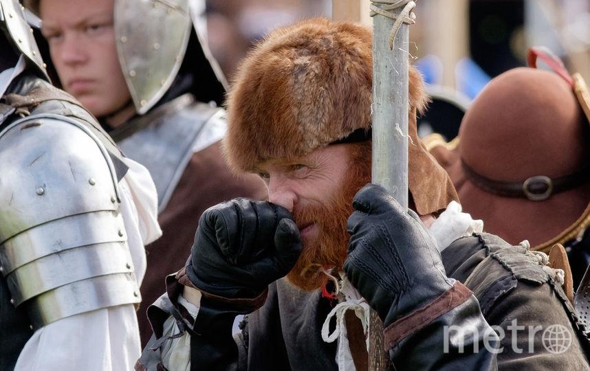 """Под Петербургом прошел фестиваль """"Страж в истоке Невы""""."""