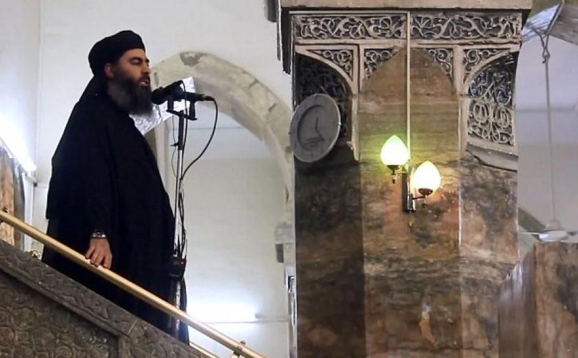 Власти Ирака опровергли информацию о смерти лидера ИГ* Абу Бакр аль-Багдади. Фото Getty