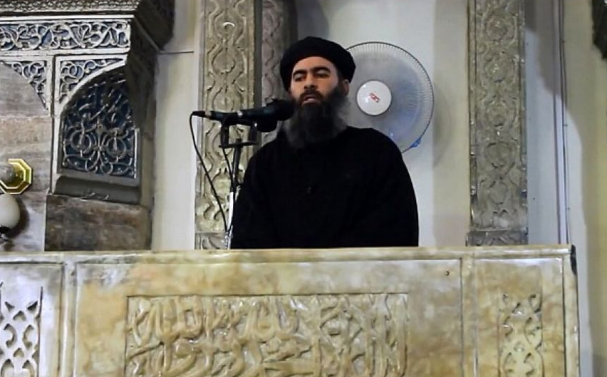 опровергли информацию о смерти лидера ИГ* Абу Бакр аль-Багдади. Фото Getty