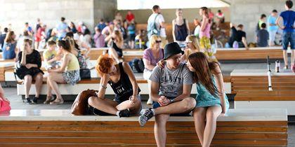 """До конца июля жары москвичам ожидать не стоит. Фото Василий Кузьмичёнок, """"Metro"""""""