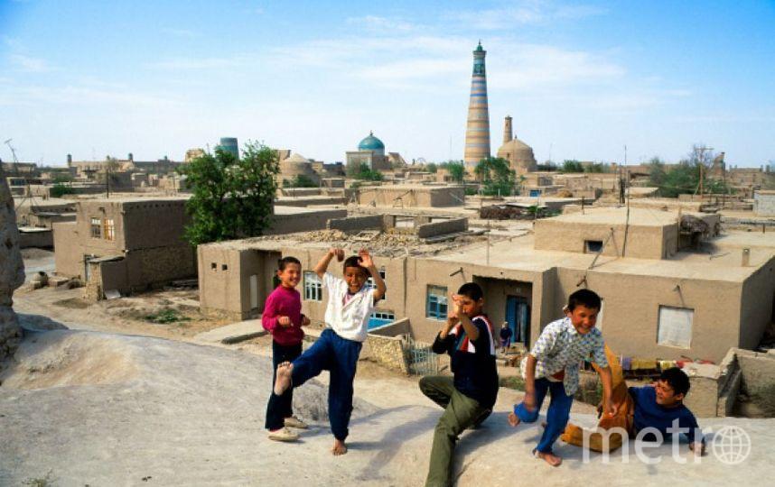 Узбекистан. Архивное фото. Фото Getty