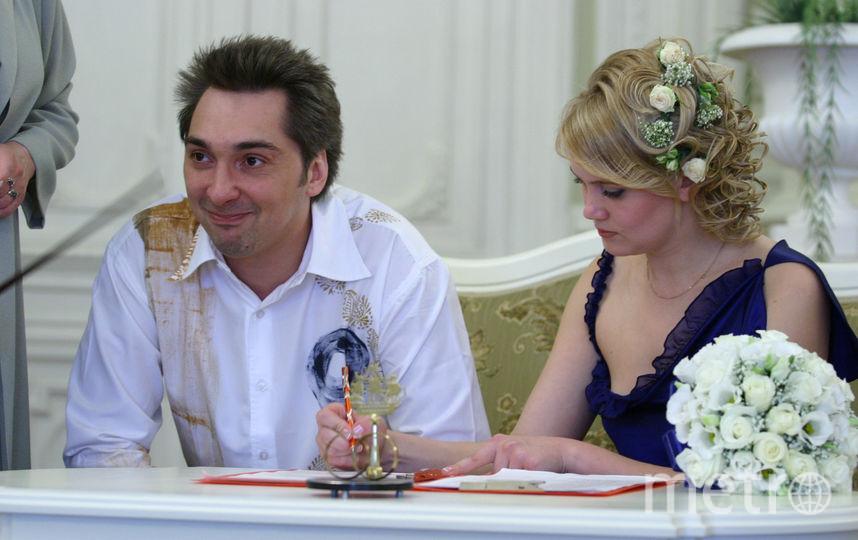 Молодожёны Михаил и Ольга Горшенёвы. Фото фото предоставлено Ольгой Горшенёвой