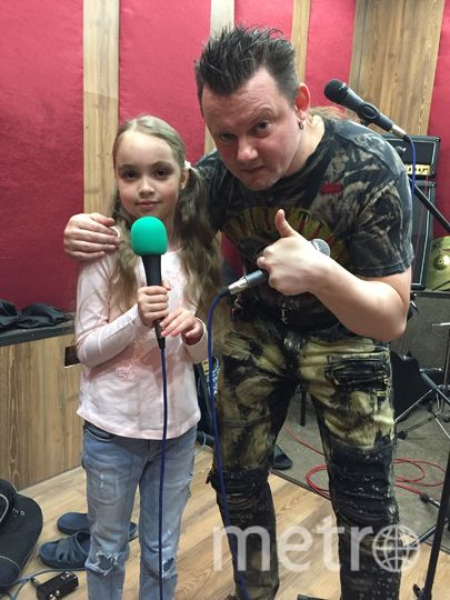 Александра Горшенёва и Андрей Князев готовятся к концерту. Фото фото предоставлено пресс-службой группы КняZZ