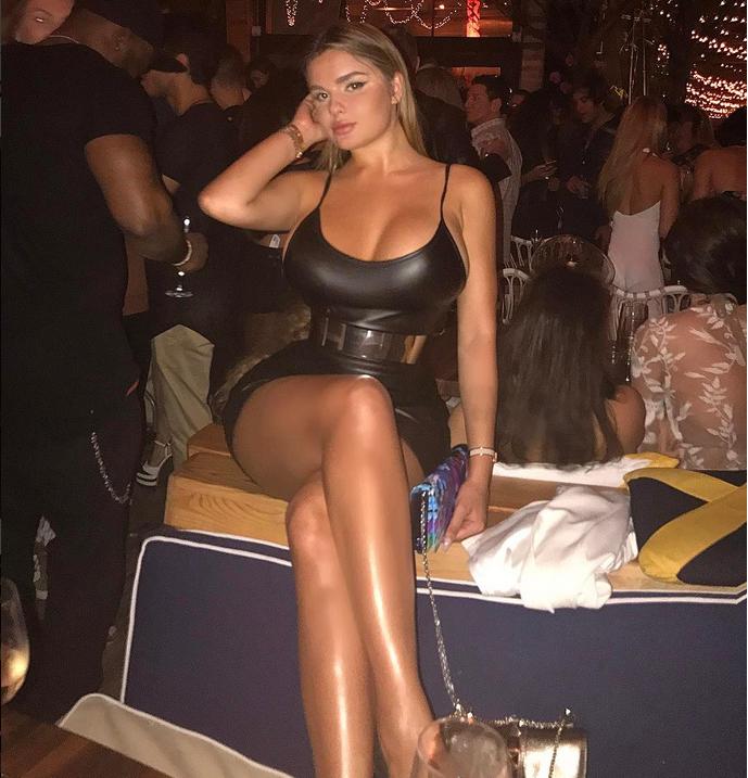Анастасия Квитко порадовала поклонников горячим видео в Instagram. Фото Скриншот Instagram/anastasiya_kvitko
