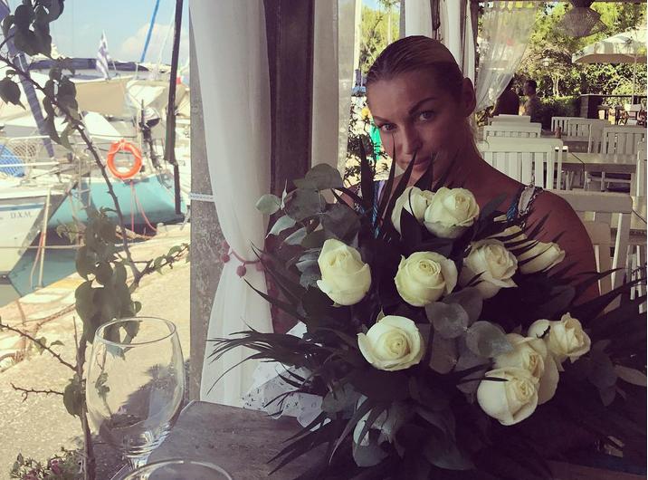 Анастасия Волочкова поведала о собственной испорченной внешности